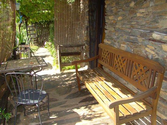 Robledillo De Gata, Spain: Exterior da cabanita