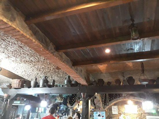 El Gasco, إسبانيا: Sala