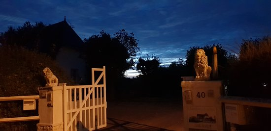 Chouzy-sur-Cisse, France : Villa Roffa