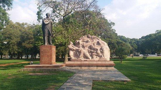 Monumento Taras Shevchenko