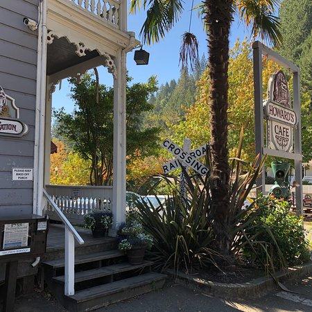 Occidental, Калифорния: Howard's Cafe Bakery & Juice Bar