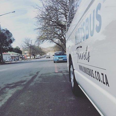 Stilbaai, Южная Африка: Knusbus
