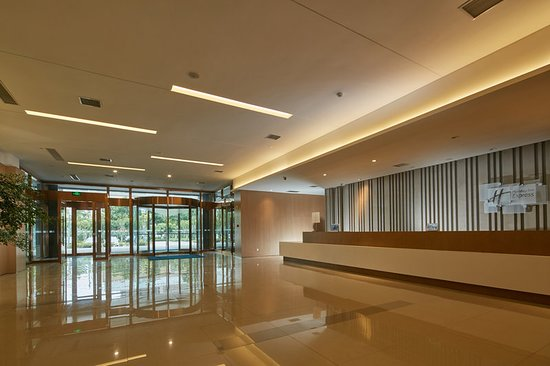Yichuan County, China: Lobby