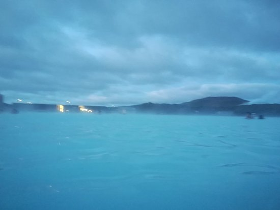 Blue Lagoon Iceland Photo