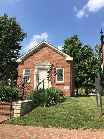 Arrow Rock, MO: Dr. John Sappington Museum