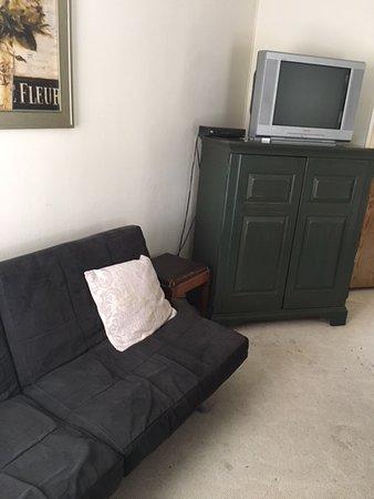 Reserve, Nuevo México: Master Suite in Vacation Rental