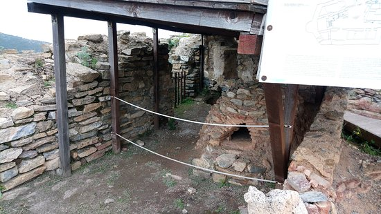 San Nicolo'gerrei, Italien: Forno