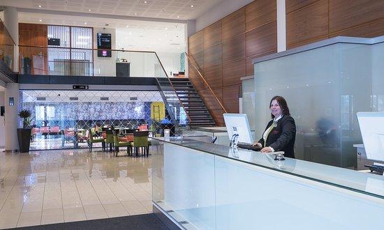 Thon Hotel Ski: Lobby