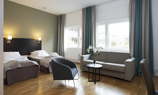 Thon Hotel Ski: Guest room