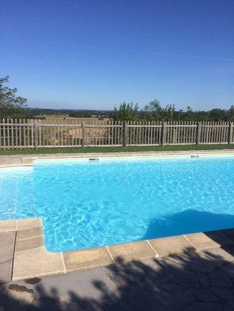 Miramont-Sensacq, فرنسا: piscine