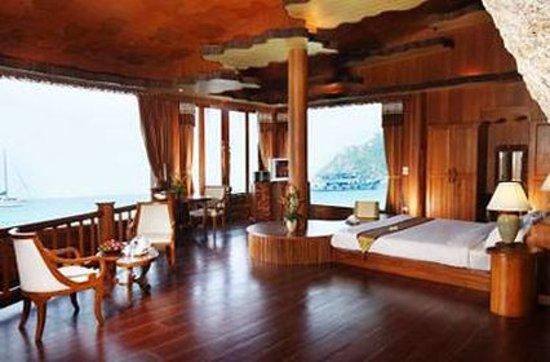 Panviman Resort - Koh Pha Ngan: Guest room
