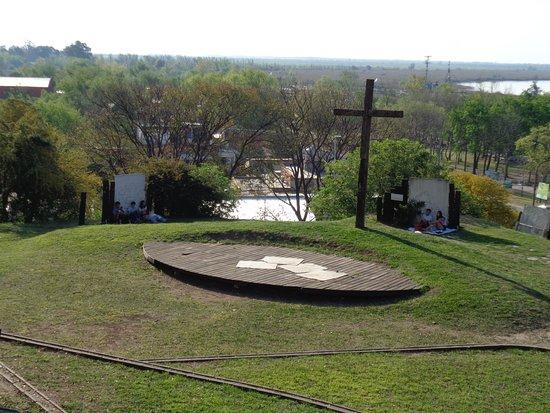 San Pedro, Arjantin: Anfiteatro