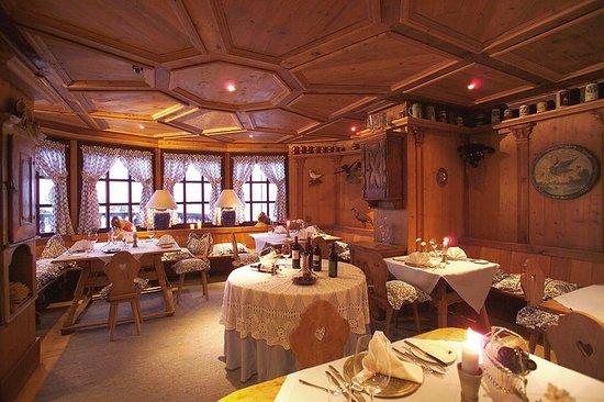 Hochgurgl, ออสเตรีย: Restaurant