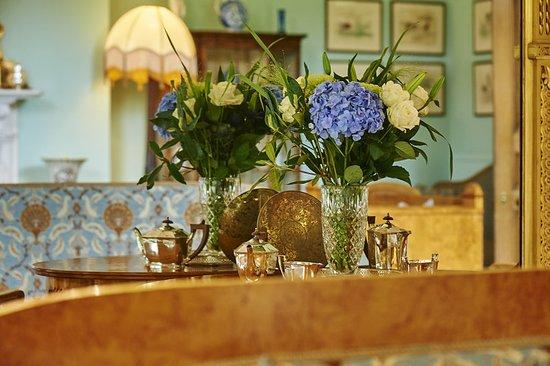 Llandderfel, UK: Guest room