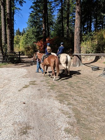 Wild At Heart Horse Rides Leavenworth 2019 All You