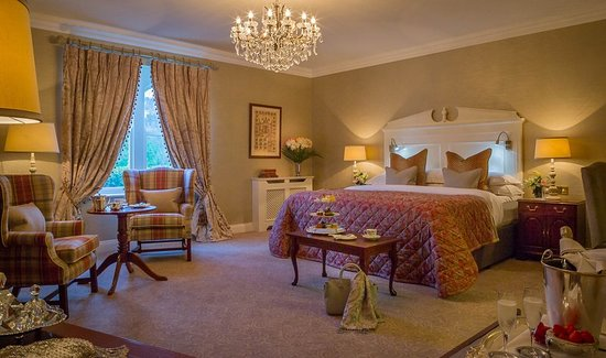 Newmarket-on-Fergus, Ireland: Guest room