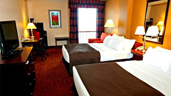 Holiday Inn Appleton: Guest room