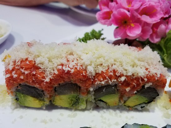 Sicklerville, NJ: close up of special roll