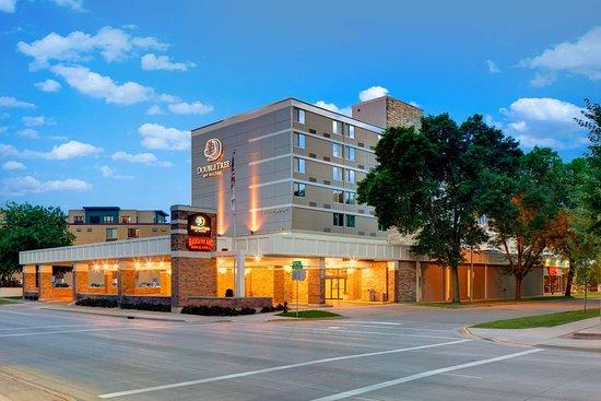 ダブルツリー ホテル マディソン