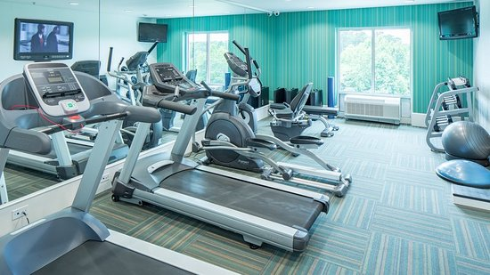 Holiday Inn Express Greenville I-85 and Woodruff Road: Health club