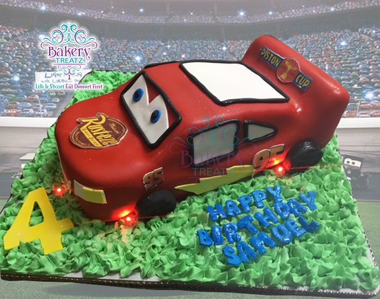 Phenomenal Cars Birthday Cake Picture Of Bakery Treatz Chaguanas Tripadvisor Funny Birthday Cards Online Alyptdamsfinfo