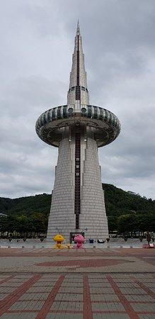 Expo Park: 대전의 랜드마크 한빛탑