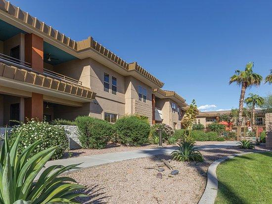 One Bedroom Penthouse Review Of Worldmark Scottsdale