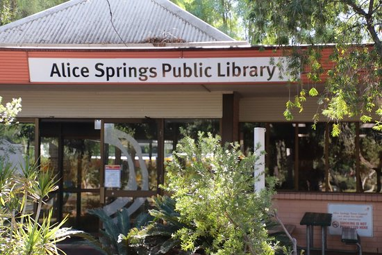 Alice Springs Public Library