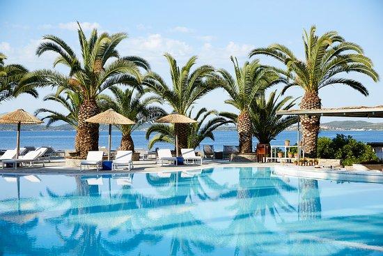 Eagles Palace Hotel Spa Exterior Ouranoupolis Aristotelis