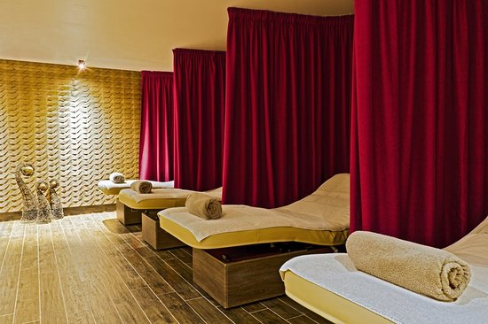 Kempinski Hotel Grand Arena : Spa