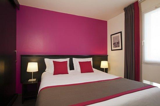Montevrain, Frankrike: Guest room