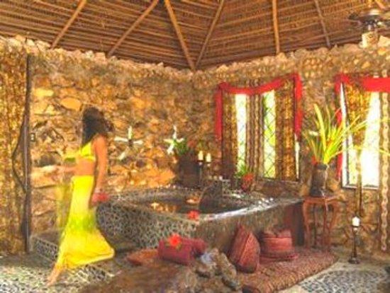 Maskall, Belize: Guest room