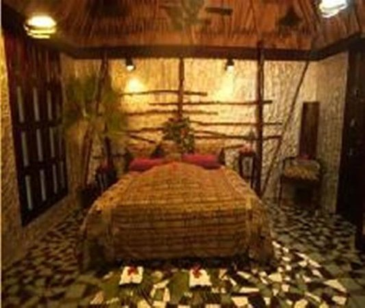 Maskall, Belize : Guest room