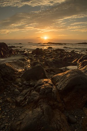 Minot, MA: Perfect place to catch the sunrise on the Massachusetts coast