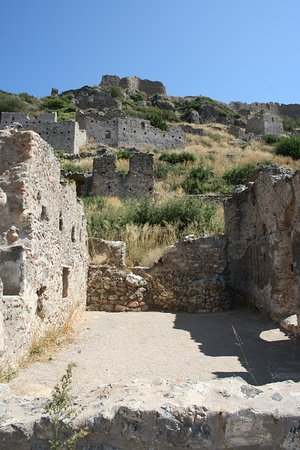 Laconia Region, Griechenland: Geraki castle