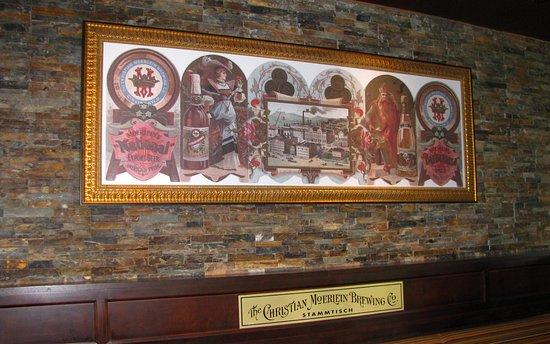 Moerlein Lager House: Inside decor