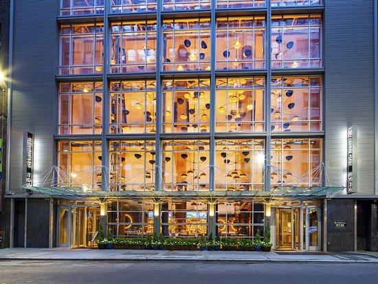 great new hotel walking distance from penn station review of rh tripadvisor co nz