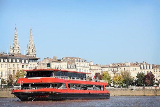 Garonne River Cruise inkludert...