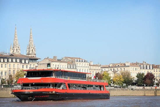 Garonne-Bootstour inklusive...