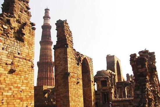 UNESCO Heritage Site: Qutub Minar och ...