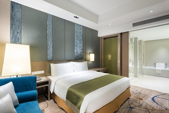 Xianghe County, Κίνα: Guest room