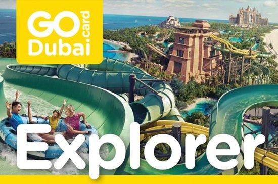 Dubai Explorer Pass with At The Top...