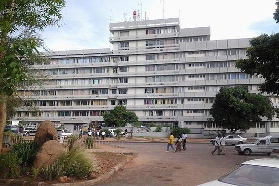 Byvandring Livingstone City