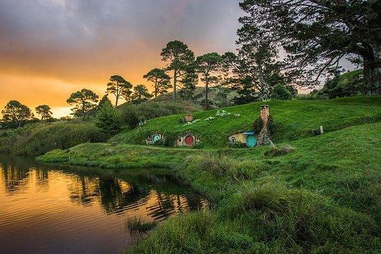 Rotorua Geysers og Hobbiton opplevelse