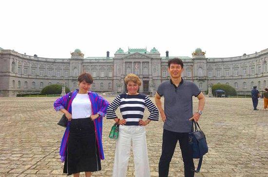 赤坂地区への歴史的旅