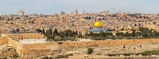 Jerusalem and Bethlehem small group...