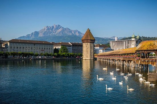 Best of Lucerne Walking Photography...