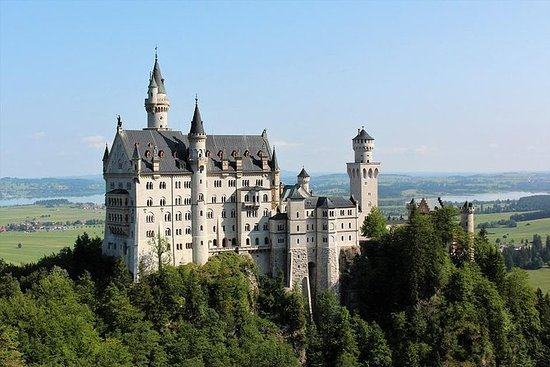 Neuschwanstein Castle Half Day Small...