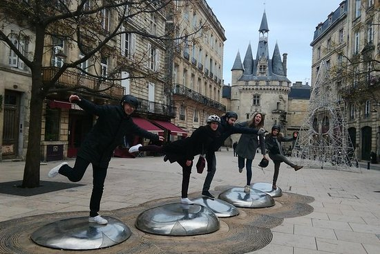 Bordeaux Treasure Hunt With...
