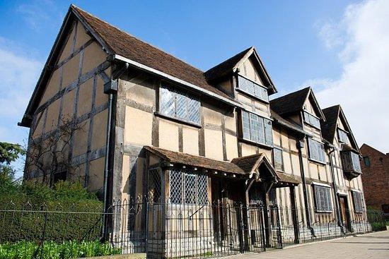 Billet de naissance de Shakespeare